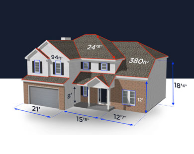 Home Model in 3D